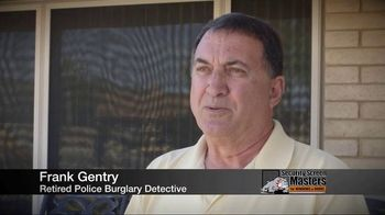 Security Screen Masters TV Spot, 'Frank Gentry: Retired Police Detective' - Thumbnail 6