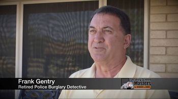 Security Screen Masters TV Spot, 'Frank Gentry: Retired Police Detective' - Thumbnail 7