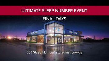 Ultimate Sleep Number Event TV Spot, 'Final Days' - Thumbnail 7