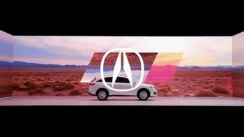 2018 Acura RDX TV Spot, 'By Design: Desert' [T2]