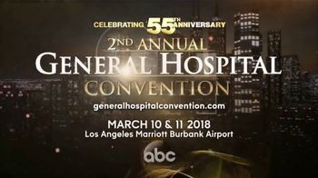 ABC TV Spot, '2018 General Hospital Convention' - Thumbnail 7