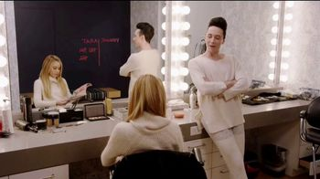 Google Home Mini TV Spot, 'The Comeback' Ft. Tara Lipinski, Johnny Weir