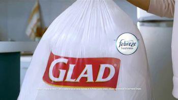 Glad OdorShield TV Spot, 'La guardiana del secreto' [Spanish] - Thumbnail 5