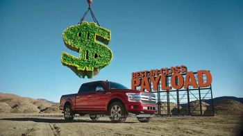 Ford Truck Month TV Spot, '2018 F-150: How It Works'