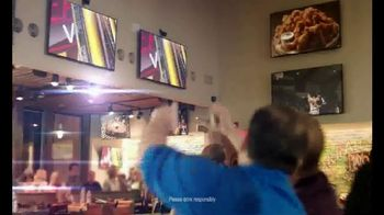 Hooters Smoked Wings TV Spot, 'All Your Buddies' - Thumbnail 2