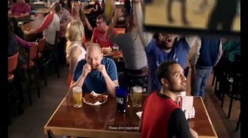 Hooters Smoked Wings TV Spot, 'All Your Buddies' - Thumbnail 6