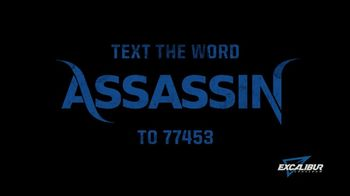 Excalibur Crossbow TV Spot, 'The Assassin: Text Us to See It in Action' - Thumbnail 5