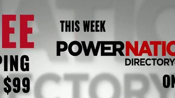 PowerNation Directory TV Spot, 'Lights, Lubricants and Assembly Kits' - Thumbnail 1