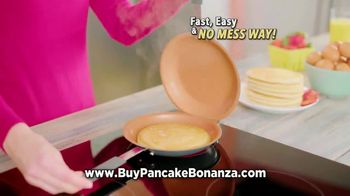 Gotham Steel Pancake Bonanza TV Spot, 'No Mess Way to Flip Pancakes' - Thumbnail 2