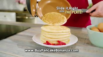 Gotham Steel Pancake Bonanza TV Spot, \'No Mess Way to Flip Pancakes\'