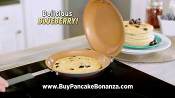 Gotham Steel Pancake Bonanza TV Spot, 'No Mess Way to Flip Pancakes' - Thumbnail 4