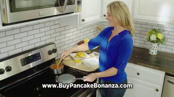 Gotham Steel Pancake Bonanza TV Spot, 'No Mess Way to Flip Pancakes' - Thumbnail 6