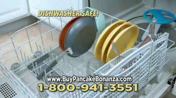 Gotham Steel Pancake Bonanza TV Spot, 'No Mess Way to Flip Pancakes' - Thumbnail 7
