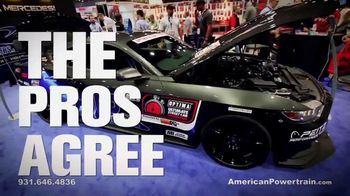 American Powertrain TV Spot, 'The Pros Agree #SaveTheStick' - Thumbnail 3