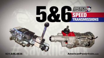 American Powertrain TV Spot, 'The Pros Agree #SaveTheStick' - Thumbnail 5