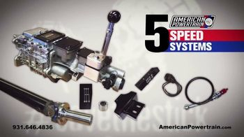 American Powertrain TV Spot, 'The Pros Agree #SaveTheStick' - Thumbnail 7