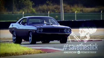 American Powertrain TV Spot, 'The Pros Agree #SaveTheStick' - Thumbnail 9
