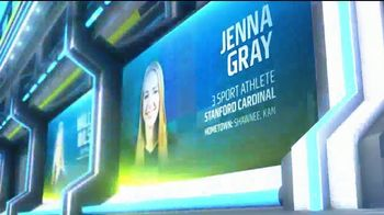 Pac-12 Conference TV Spot, 'PAC Profiles: Jenna Gray' - Thumbnail 1