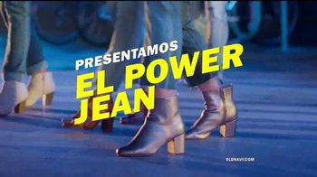 Old Navy Jeans TV Spot, 'Dile hola a los nuevos jeans' [Spanish] - Thumbnail 3