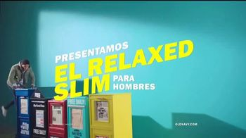 Old Navy Jeans TV Spot, 'Dile hola a los nuevos jeans' [Spanish] - Thumbnail 5