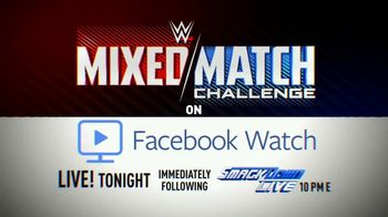 Facebook Watch TV Spot, 'WWE Mixed Match Challenge: Apollo & Nia Jax' - Thumbnail 10