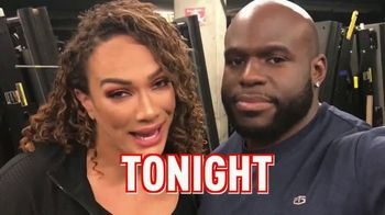Facebook Watch TV Spot, 'WWE Mixed Match Challenge: Apollo & Nia Jax' - 2 commercial airings