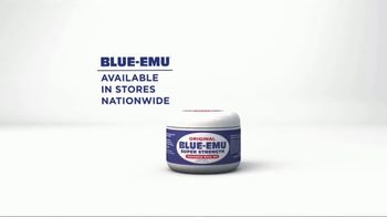Blue-Emu Super Strength TV Spot, 'Back in the Game' Featuring Johnny Bench - Thumbnail 9