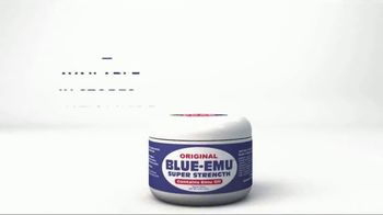 Blue-Emu Super Strength TV Spot, 'Back in the Game' Featuring Johnny Bench - Thumbnail 8