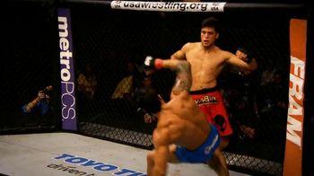 UFC 222 TV Spot, 'Cyborg vs. Kunitskaya: Warriors' Song by The Phantoms - Thumbnail 5