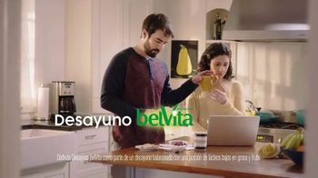 belVita Breakfast Biscuits TV Spot, 'Para el turno madrugador' [Spanish]
