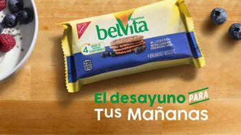 belVita Breakfast Biscuits TV Spot, 'Para el turno madrugador' [Spanish] - Thumbnail 10