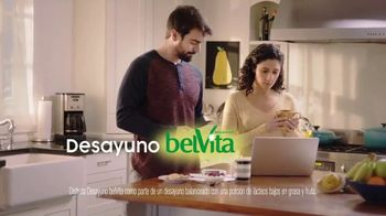 belVita Breakfast Biscuits TV Spot, 'Para el turno madrugador' [Spanish] - Thumbnail 2