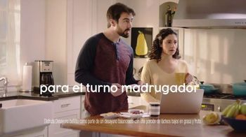 belVita Breakfast Biscuits TV Spot, 'Para el turno madrugador' [Spanish] - Thumbnail 3