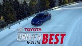 2018 Toyota C-HR XLE TV Spot, '2018 Olympics: DNA' [T2] - Thumbnail 6