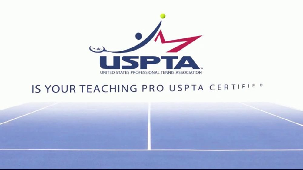 United States Professional Tennis Association TV Commercial ...