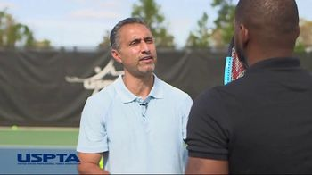 United States Professional Tennis Association TV Spot, 'Opportunities' - Thumbnail 4