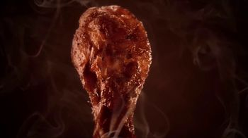 Hooters Smoked Wings TV Spot, 'Up in Smoke' - Thumbnail 3