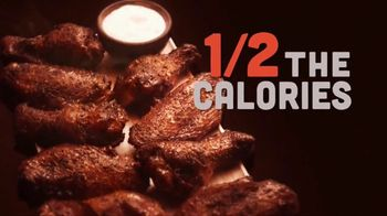 Hooters Smoked Wings TV Spot, 'Up in Smoke' - Thumbnail 6