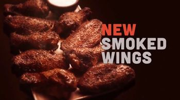 Hooters Smoked Wings TV Spot, 'Up in Smoke' - Thumbnail 7