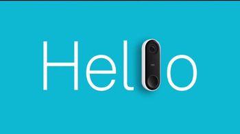 Nest Video Doorbell TV Spot, 'Hello' - Thumbnail 10