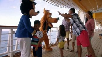 Disney Cruise Line TV Spot, 'Maya' - Thumbnail 7