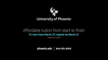 University of Phoenix TV Spot, 'Your New Tuition Guarantee' - Thumbnail 10