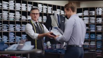 Men's Wearhouse TV Spot, 'First Day: Suit Packages' - 552 commercial airings