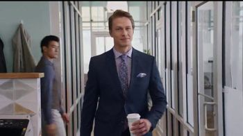 Men's Wearhouse TV Spot, 'First Day: Suit Packages' - Thumbnail 4