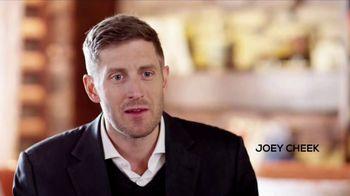 23andMe TV Spot, 'DNA of a Speed Skater' Featuring Joey Cheek