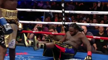 Premier Boxing Champions TV Spot, 'Wilder vs. Ortiz' - Thumbnail 6