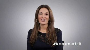 CNBC Make It TV Spot, 'Getting a Raise' Featuring Suzy Welch - Thumbnail 1