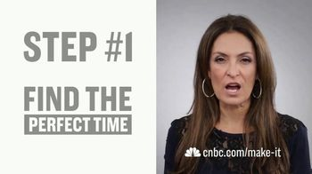 CNBC Make It TV Spot, 'Getting a Raise' Featuring Suzy Welch - Thumbnail 3