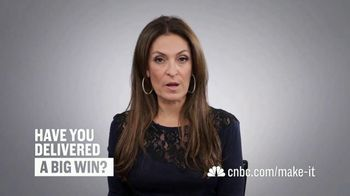 CNBC Make It TV Spot, 'Getting a Raise' Featuring Suzy Welch - Thumbnail 5