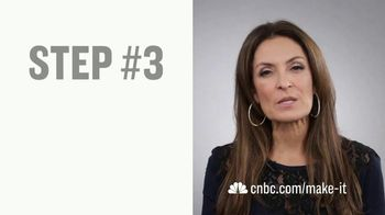 CNBC Make It TV Spot, 'Getting a Raise' Featuring Suzy Welch - Thumbnail 7